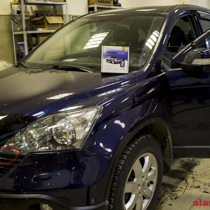 Honda CR-V 2008 - Pandora LX 3055